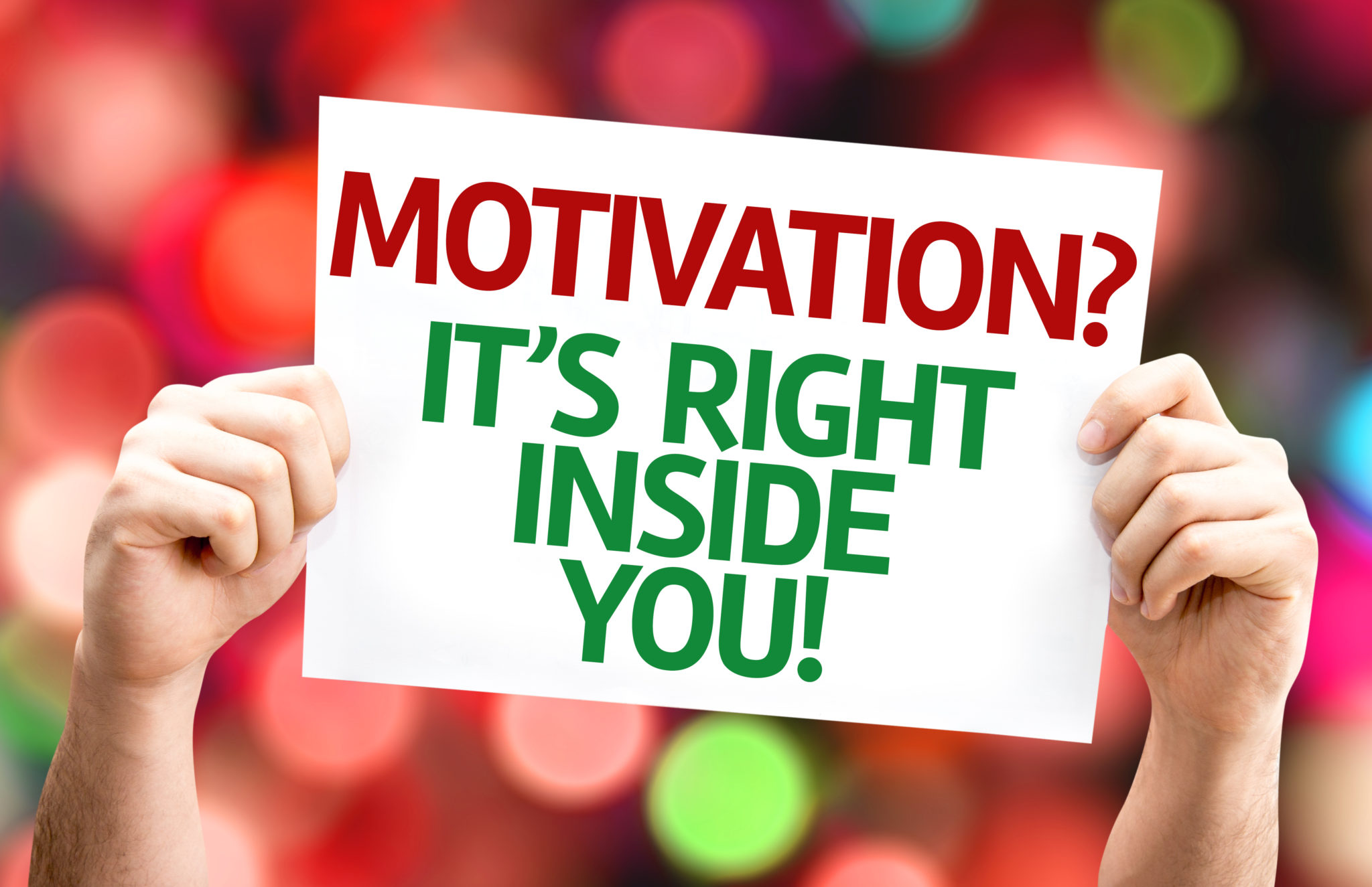 What's Your Motivation? Life Is All About What You Love