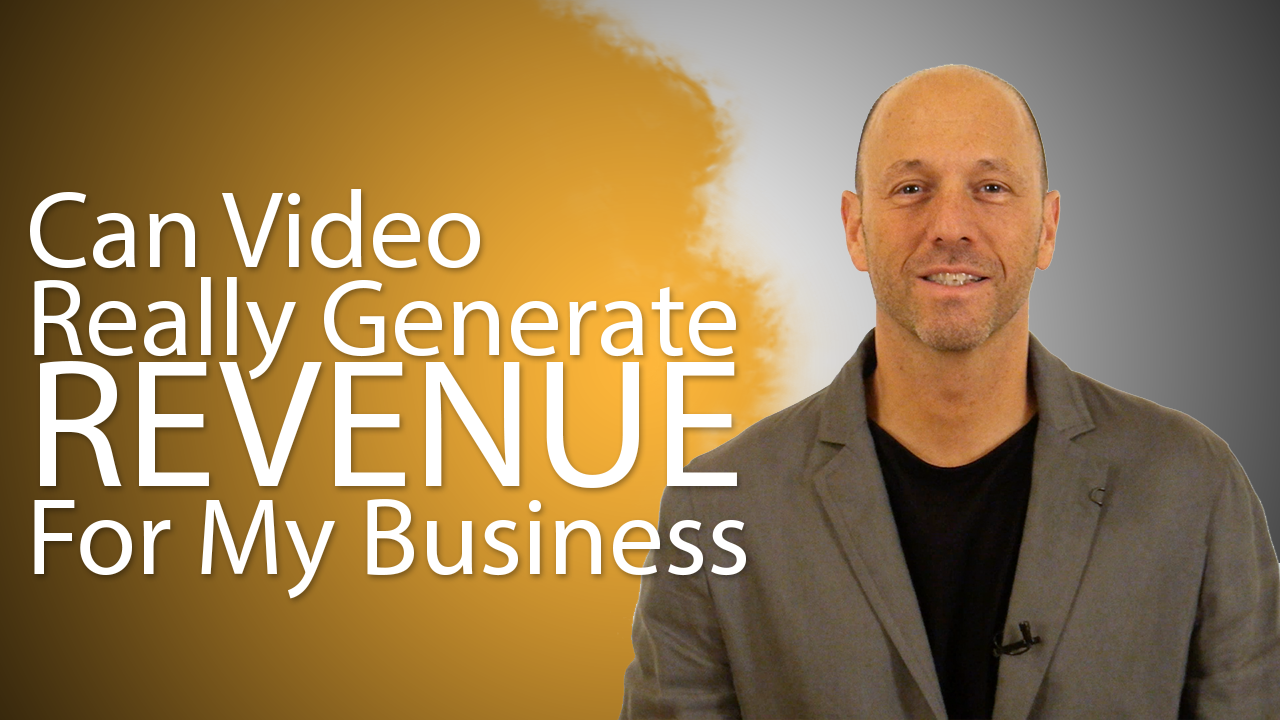 Can Video Really Generate Revenue for My Business – Dr .Patrick Gentempo Testimonial