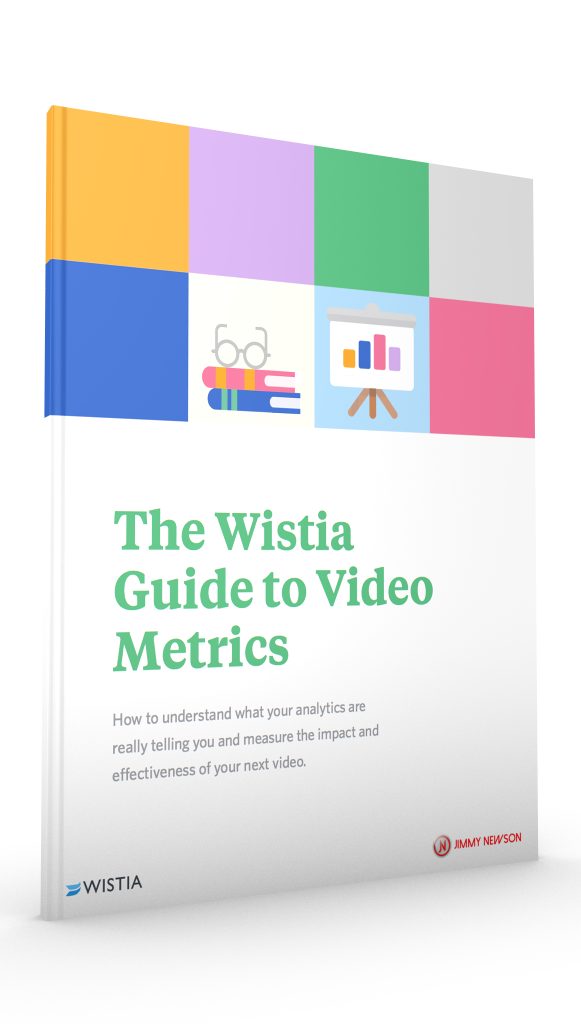 The Wistia Guide to Video Metrics 3D right