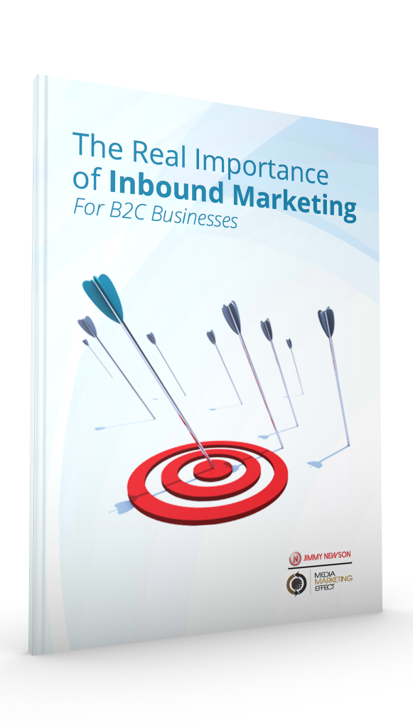 The Real Importance of Inbound Marketing Ebook