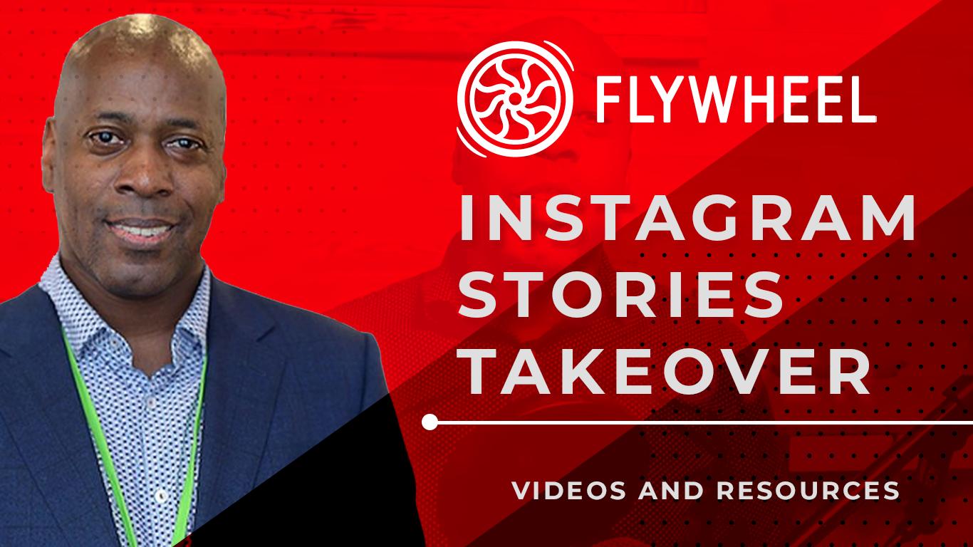 Jimmy Newson Flywheel Instagram Stories Takeover