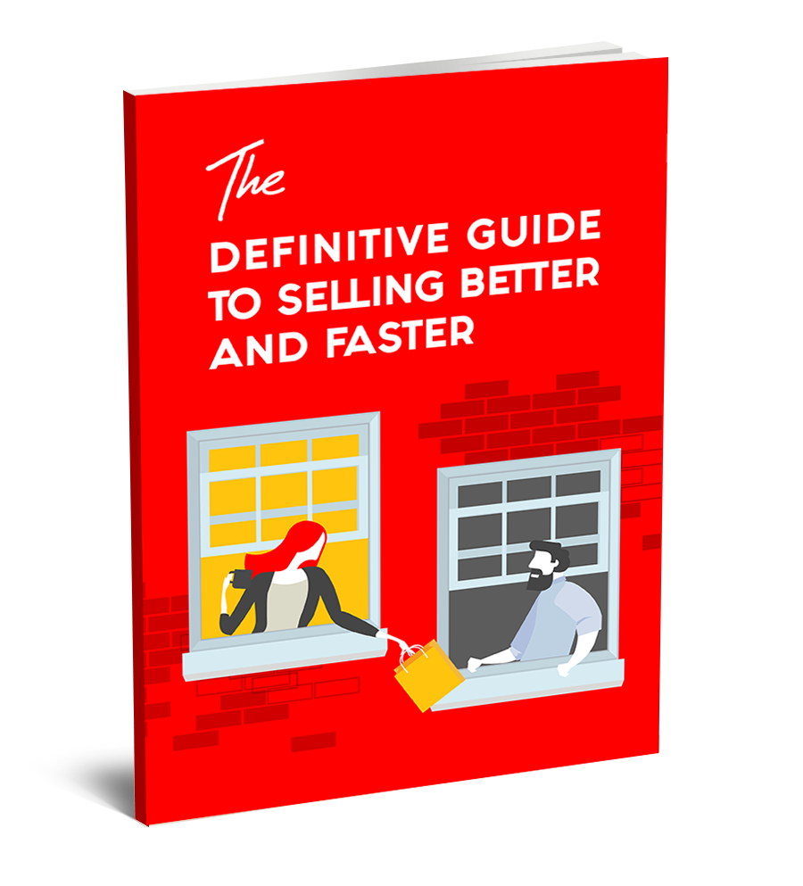 The Definite guide to selling better