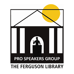 The Ferguson Pro Speakers Group Logo