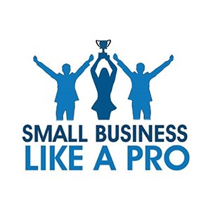 Small Business Like A Pro Logo